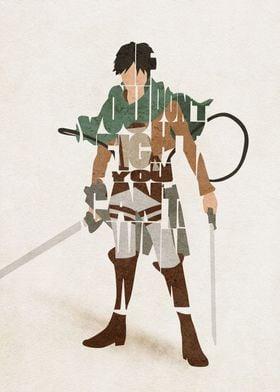 Eren Yeager Attack Titan