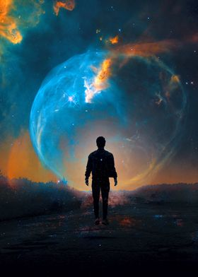 Into the Nebula