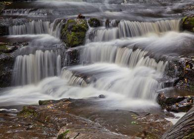 McLean's Falls New Zealand