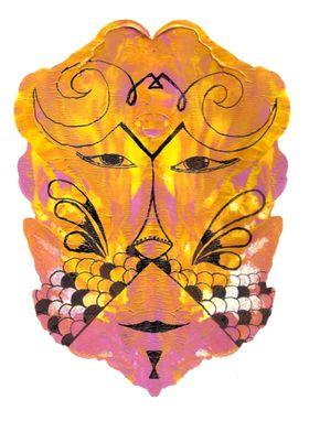 Overlapped Mask