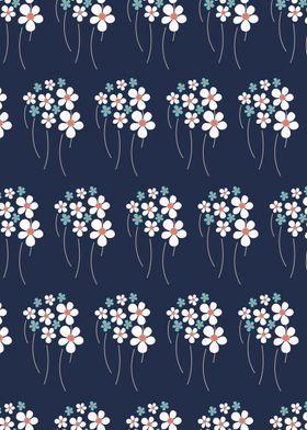 Textile Floral Pattern 05
