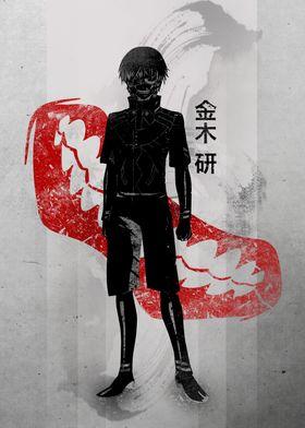 Crimson Keneki Kun