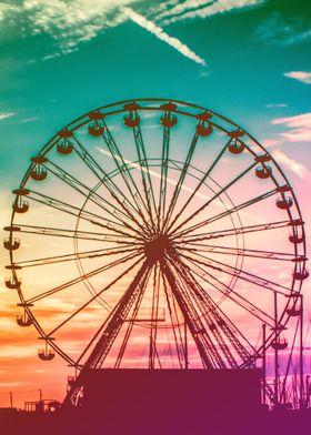 Cyber Ferris Wheel