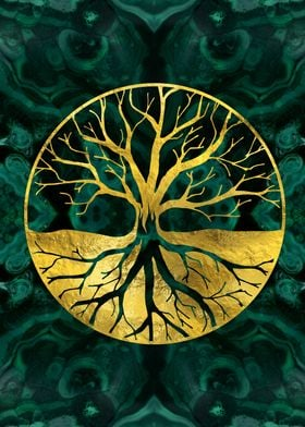 Tree of life  - Yggdrasil
