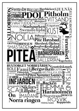 Places Around Piteå