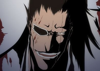 Kenpachi is Here