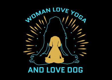 Yoga And Dog Lovers