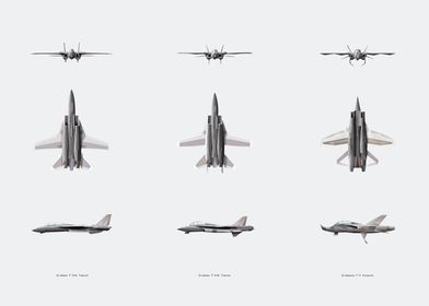 aircraft evolution phase 1