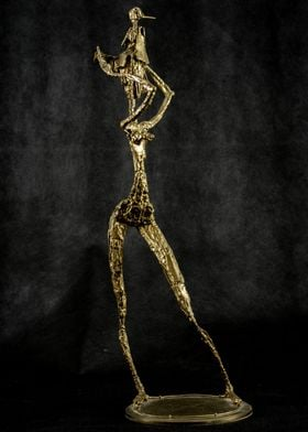 Nike.Sculpture.mixed techn