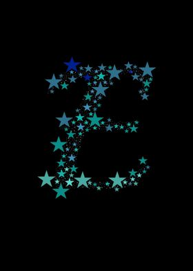 E - Blue Stars