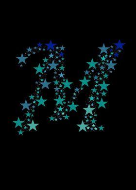 M - Blue Stars