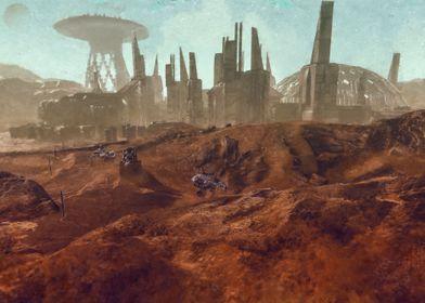 Colony 116 - LHS 1150 b