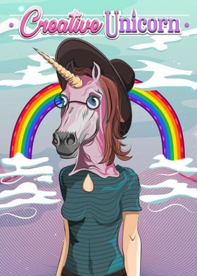 Creative Unicorn