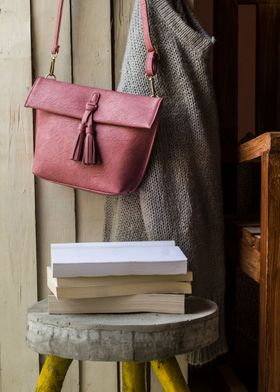 Book and Bag