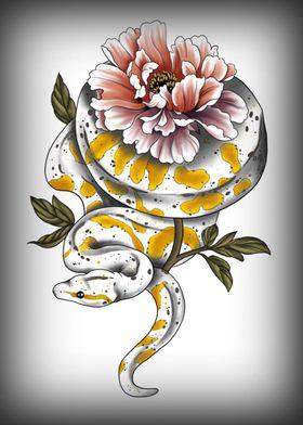 Poeny Snake