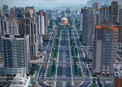 Sim City 2.0