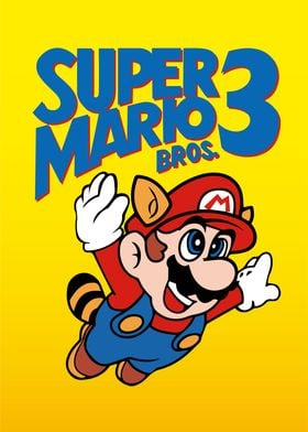 Mario - Super Mario Bros 3