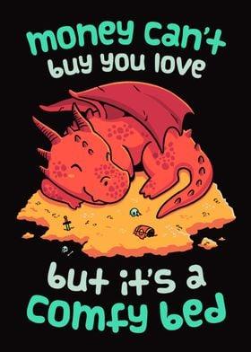 Money Cute RPG Baby Dragon