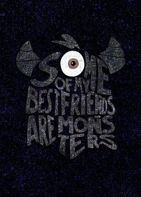 Monsters Friends
