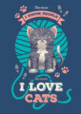 Kitty Cats Love Cute Pets