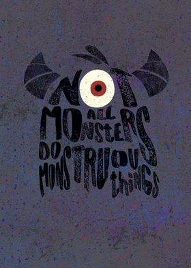 Monstruous Things