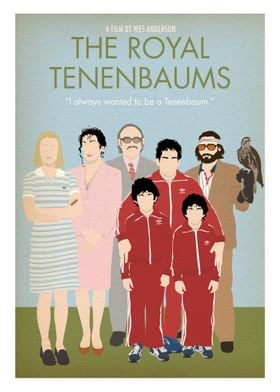 Tenenbaums - Minimalist