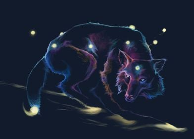 Astral Wolf