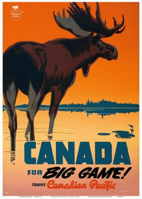 Canada for Big Game