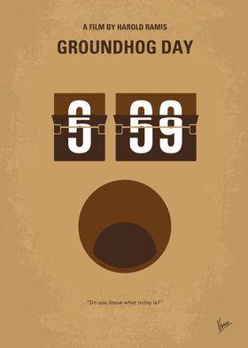 No031 My Groundhog Day