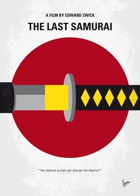 No980 My Last Samurai