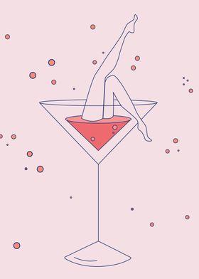 lets drink - pink martini