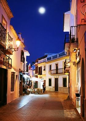 The Mexican, Nerja