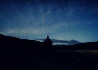 Elan Valley at night 2