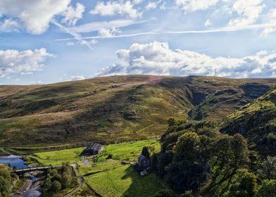 Claerwen Valley 2