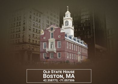 Old State House - Boston