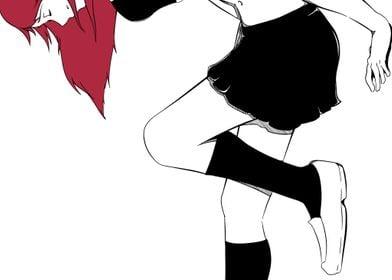 Sexy Anime Girl