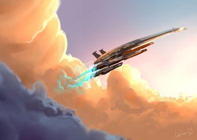 Normandy SR2-Mass Effect