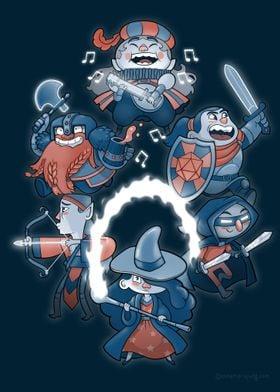League Of Adventurers