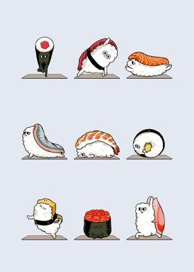 Sushi Yoga