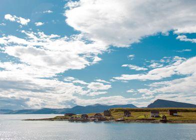 Norwegian fiord