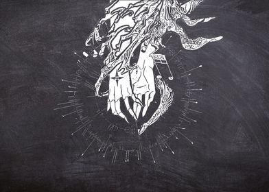 Chalk Grayman