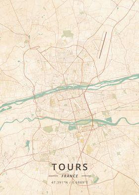 Tours France