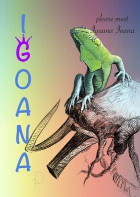 Iguana Ioana