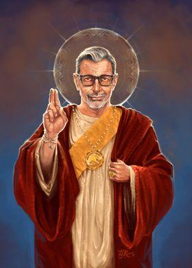 Saint Jeff of Goldblum