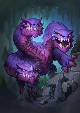 Cave Hydra