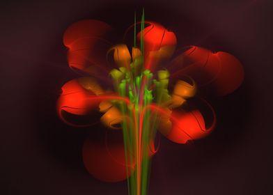 Fractal Flower  II