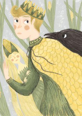 The Healer of Yellow Corn