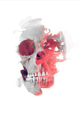 Skull Smoke 2