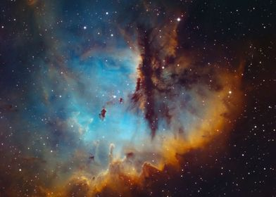 The Pacman Nebula