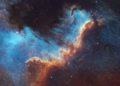 The Wall Nebula